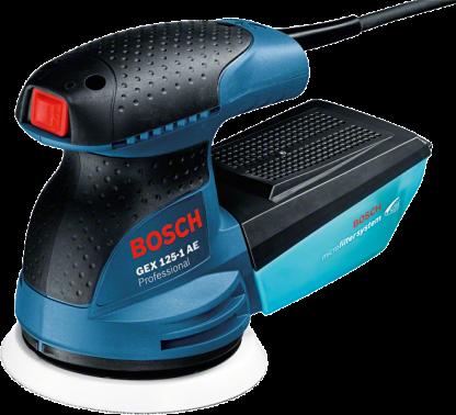 Bosch epäkeskohiomakone